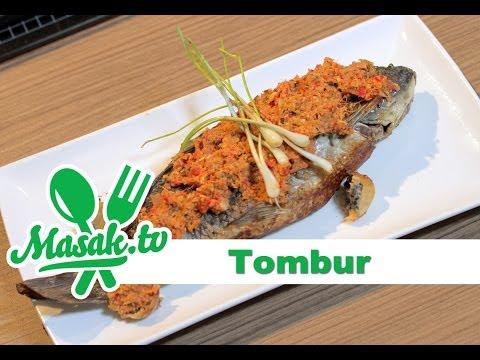 Resep Ikan Natinombur