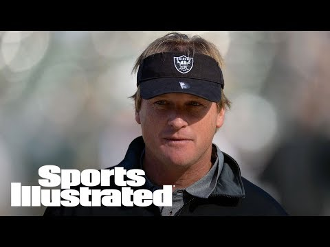 Jon Gruden: 'Good Chance' He Will Coach Raiders If Offered Job | SI Wire | Sports Illustrated