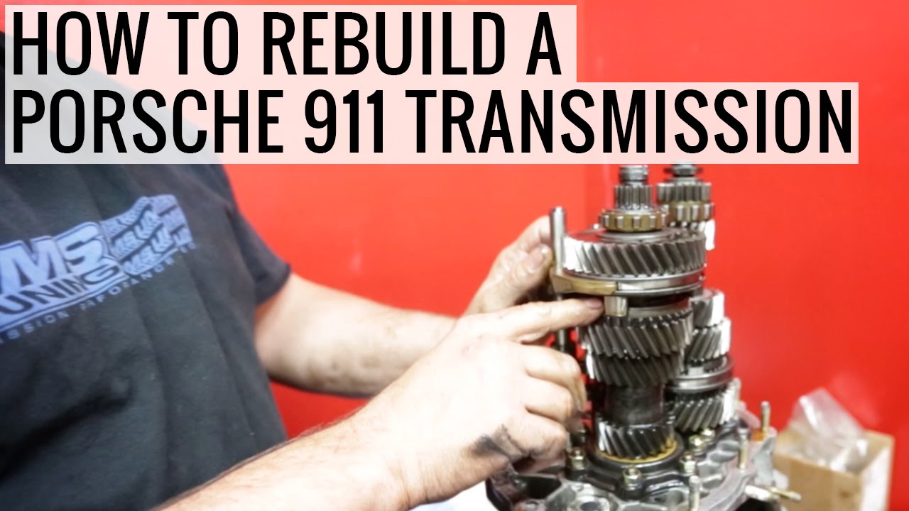 medium resolution of how to rebuild a porsche 911 transmission part 1 porsche 930 project ep09 youtube