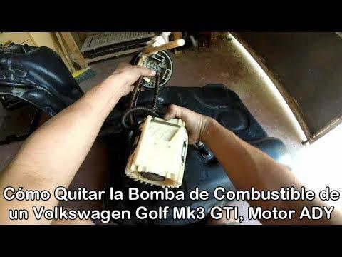 Combustible bomba VW Lupo VW Polo bomba