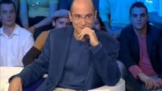 Bernard Werber - On n'est pas couché 3 novembre 2007 #ONPC