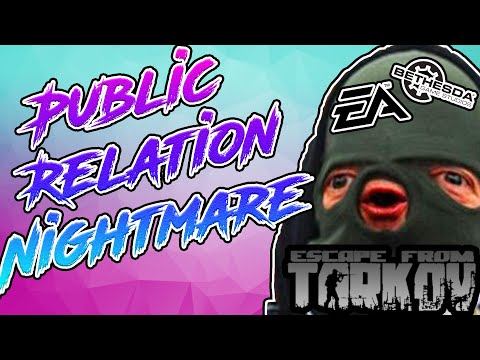 Escape From Tarkov: Public Relations Nightmare