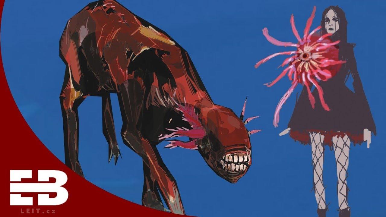Resident Evil Revelations Unused Creatures Concept Art Youtube