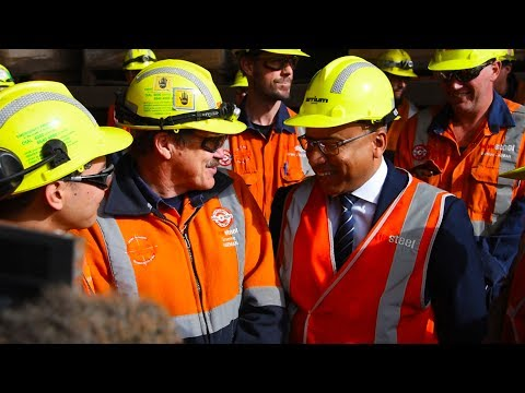 GFG Whyalla Operations Visit 170717