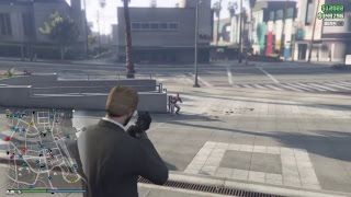Grand theft auto 5 online stealing and selling cars [PS4]