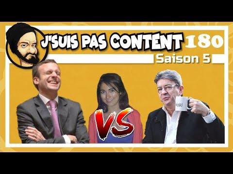 J'SUIS PAS CONTENT ! #180 : Mélenchon humilié, Gégé fatigué & Bergé ramassée...