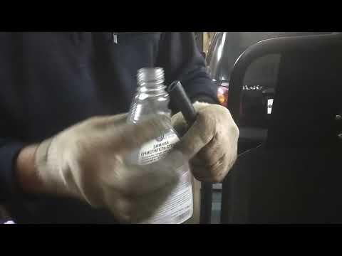 Как смазать подклинивший тросик (управления, КПП, газа, сцепления, ручного тормоза)