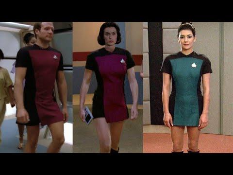 Unplanned Things that Accidentally Made Star Trek TNG Better
