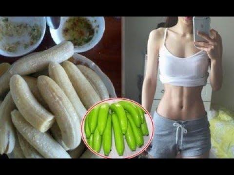 Mỗi ngày ăn 4 quả chuối luộc theo cách này, giảm 1 mạch 10kg, thu nhỏ eo 10cm chỉ trong 2 tuần