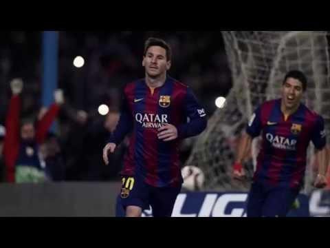 Lionel Messi scores late winner as Barcelona break down stubborn Atletico Madrid