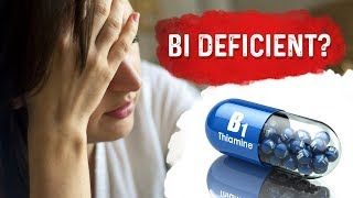 """Vitamin B1 (Thiamine) Deficiency: the """"Great Imitator"""" of Other Illnesses"""