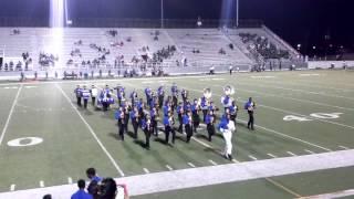 W.W.Samuell High School (Band & Starlets)