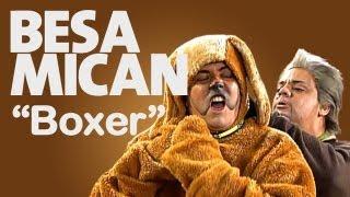 """Misión Emilio/ Besa MiCan """"Boxer"""""""