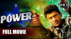POWER (2020) New Released Full Action Hindi Dubbed Movie | Puneeth Rajkumar, Trisha | South Movie