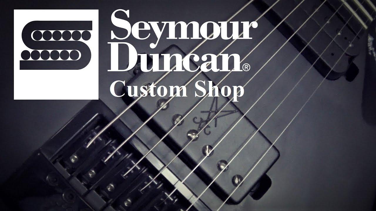 seymour duncan custom shop pickup black winter nazgul necromancer youtube. Black Bedroom Furniture Sets. Home Design Ideas