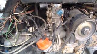 Diagnostico de sensores de temperatura vw sedan (vocho)