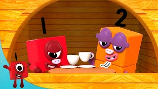 Numberblocks - The Tale of The Three Little Pigs | Learn to Count | Learning Blocks