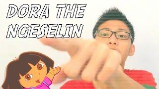 SPESIAL!!! DORA THE NGESELIN vs KEVIN ANGGARA part 1- 7