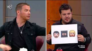 Emojilerle Anlat - Sinan Akçıl Şarkıları Bilmeye Çalışıyor | 3 Adam