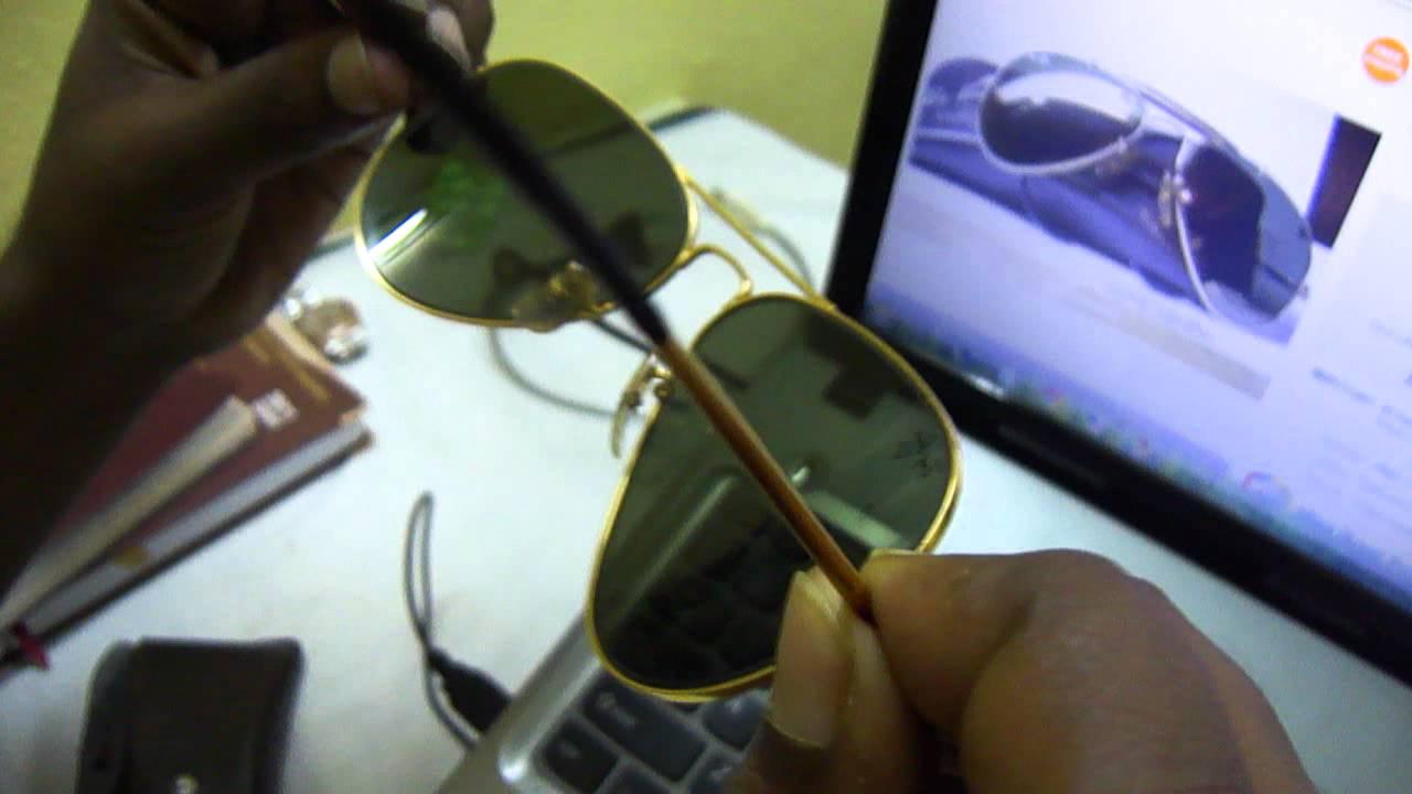 dfff6ba603 Ray-Ban Diamond Hard Glasses Review ( Ray-Ban Glasses ) - YouTube