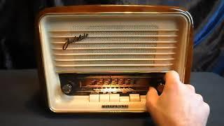 TELEFUNKEN JUBILATE 7 - Röhrenradio -