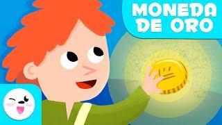 Moneda de oro - Cuento sobre el valor de la honestidad