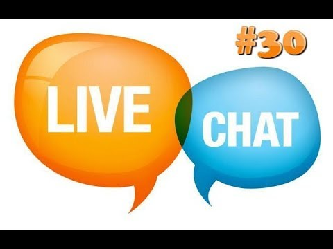 My Live YouTube Q&A Chat #30