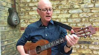 ukulele baritone gcea tuning 31 hang me oh hang me