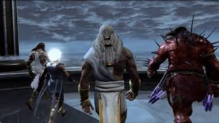 God of War 3 Remastered PC Gameplay Part 1 Mount Olympus HD 60FPS