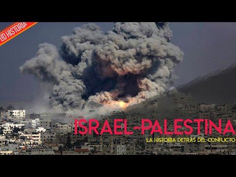 🇵🇸 La VERDADERA HISTORIA Del CONFLICTO ÁRABE-ISRAELÍ 🇮🇱