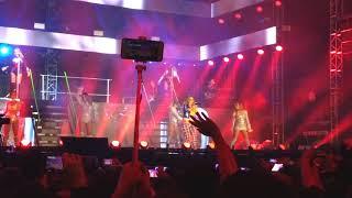 Fey - Azúcar Amargo - 90s pop tour - Feria Pachuca 20180
