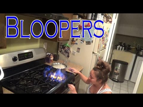 How to Make an Ice Box Cake Bloopers