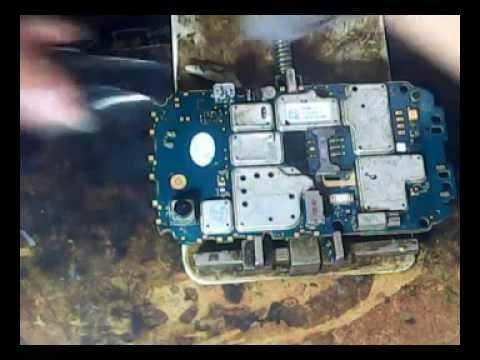 Tutorial Cara Ganti Konektor Charger Bb Kepler 9300 Youtube