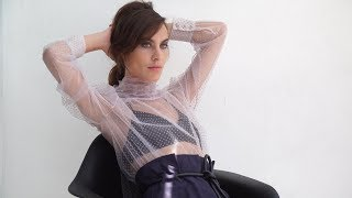 Behind the Scenes with Alexa Chung | SHAPE