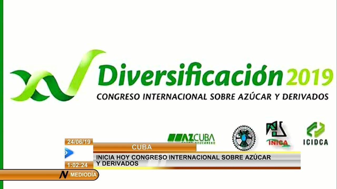 Congreso Internacional sobre Azúcar y Derivados concluye con saldos positivos