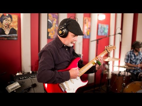 Curtis Salgado 'Walk A Miles In My Blues' | Live Studio Session