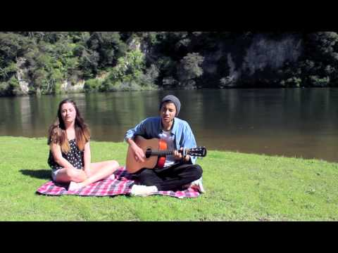 Big Jet Plane - Angus & Julia Stone (Cover By Holly And Phum)