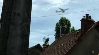 Vols au dessus de Roissy