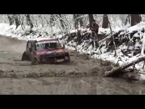 Танковая дорога зимой 4х4 арочная Я-170а