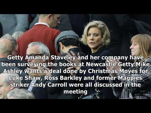 Newcastle exclusive: amanda staveley takeover to be confirmed this week