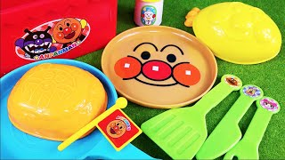 アンパンマン ANPANMAN ままごとおもちゃ 砂場遊びセット