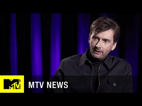David Tennant is the Most Terrifying Marvel Villain of All Time in 'Jessica Jones'   MTV News