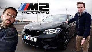 LE PERMIS VA SAUTER ! Essai TPT de la BMW M2 Compétition 410ch - Vilebrequin