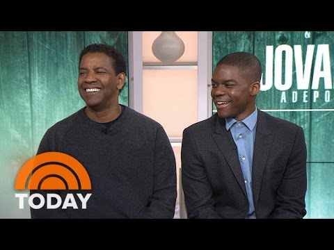 'Fences' Co-Star Jovan Adepo