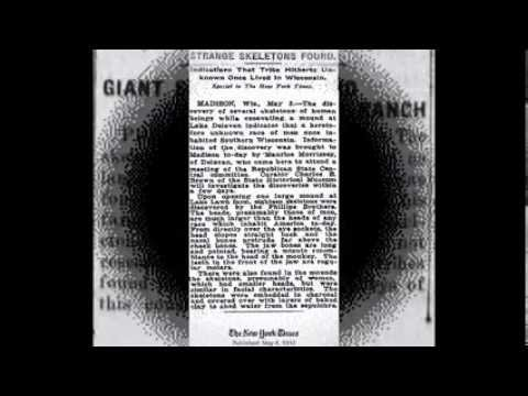 The Ancient Giants Who Ruled America ❅ Richard J. Dewhurst w/Red Ice Radio