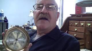 Ship Bell Clock - Pocket Full of Time