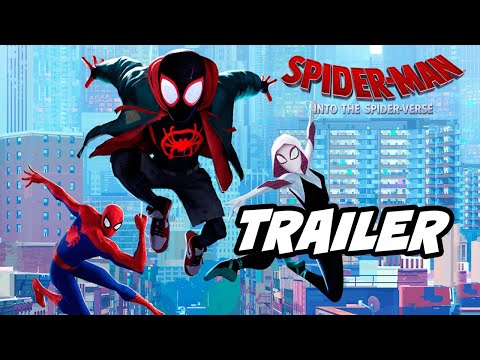 Download Youtube: Spider-Man Into The Spider-Verse Official Trailer Breakdown and Avengers Easter Eggs