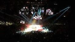 Metallica - Battery live.  Sacramento Golden 1 Center Dec 7 2018