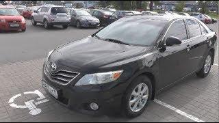 Выбираем б\у Toyota Camry 40 (бюджет 700-750тр)