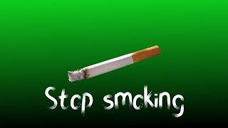 Обращение к курильщикам табака